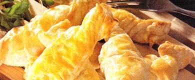 Bayram Şekerli Milföy Böreği