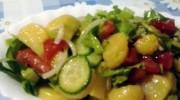 Patetesli Karışık Salata