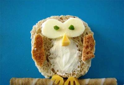 Çocuklar İçin Kahvaltı Tabağı 2