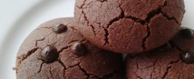 Damla Çikolatalı Pudingli Kurabiye